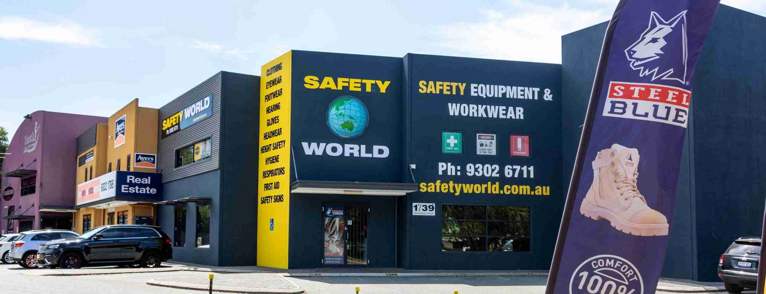 Safety Equipment and Industrial Supplies