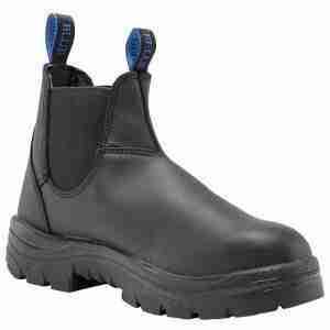 Steel Blue Hobart Nitrile Safety Boot - 322101