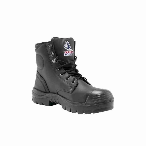 Steel Blue Argyle Safety Boot w/Bump - 332102
