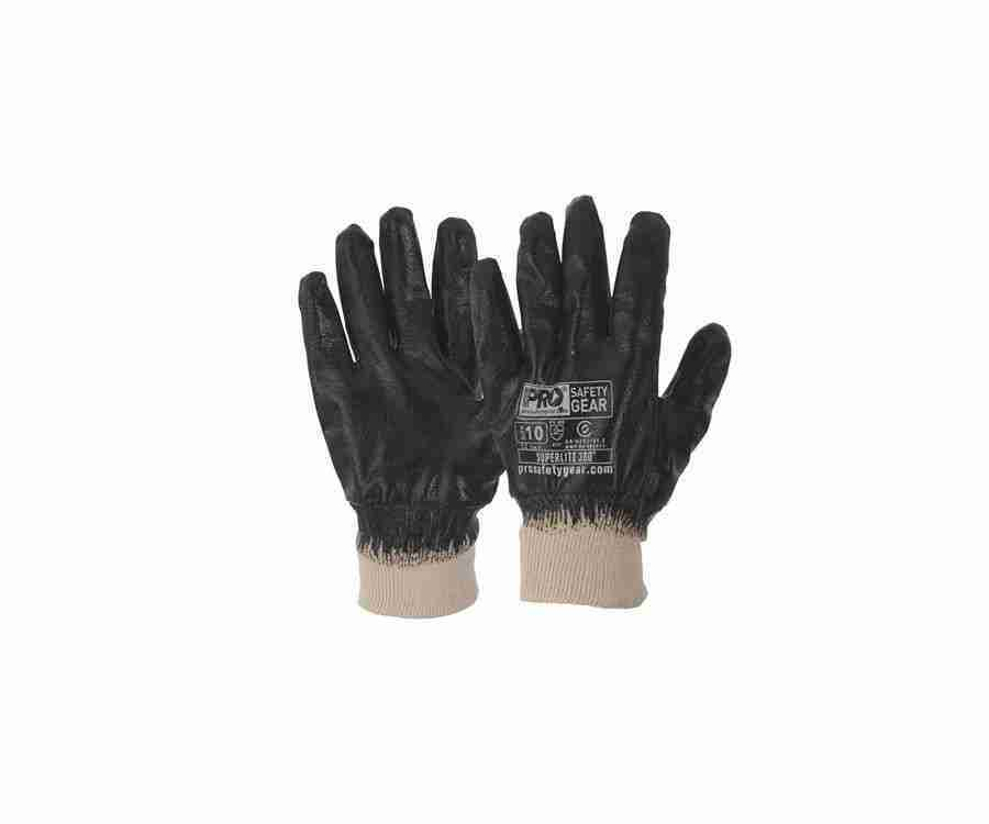 Super-Lite Blue Fully Dipped Gloves