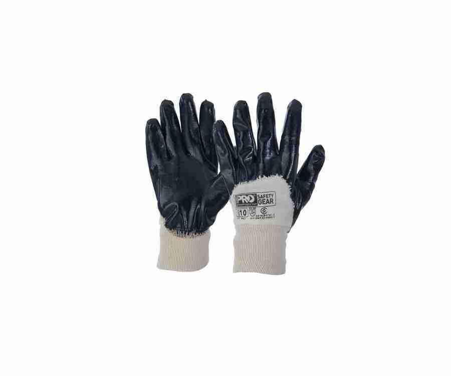 Super-Guard Blue 3/4 Dipped Gloves