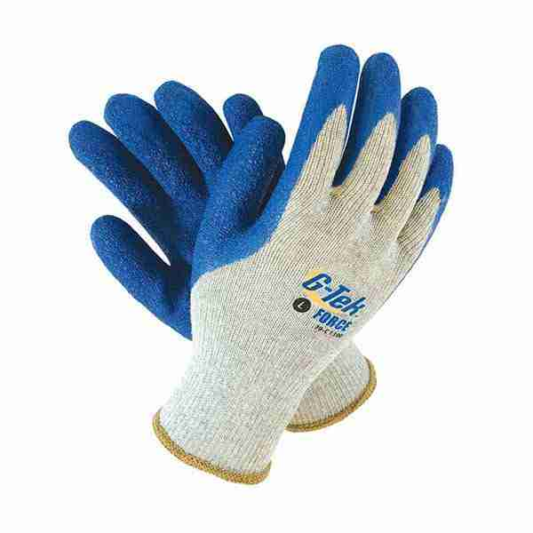 G-Tek Force Latex Dipped Gloves - C1300