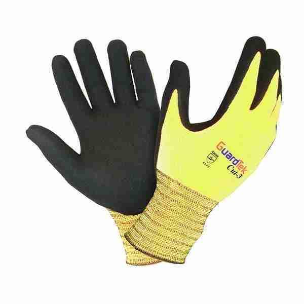 Guardtek Cut-3YE Gloves