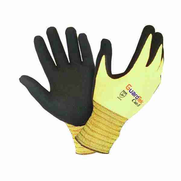 Guardtek Cut-5YE Gloves