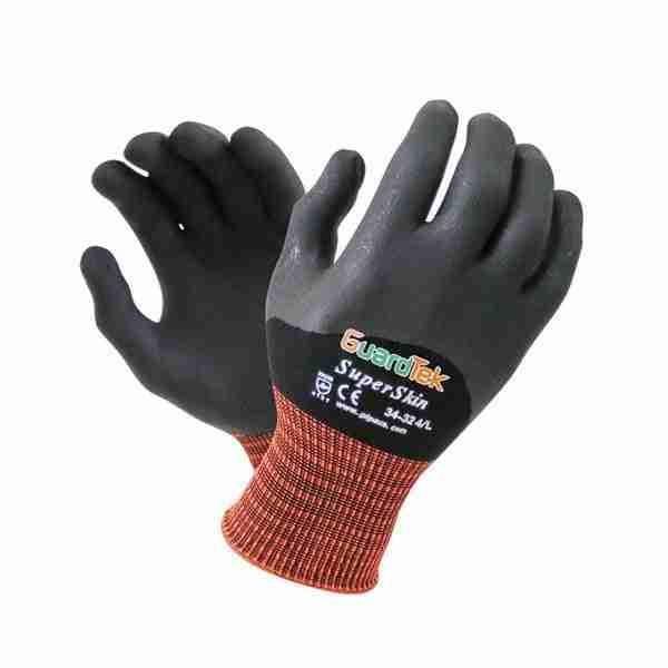 Guardtek Superskin Half Coat Gloves