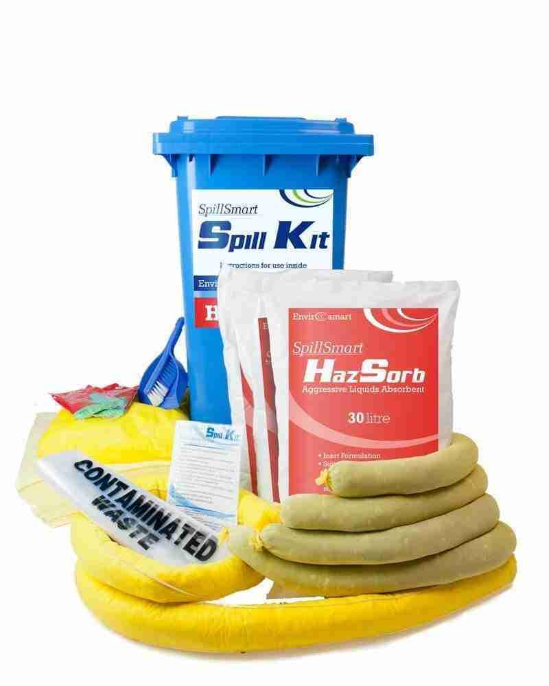 Spill Kit Hazchem 240L