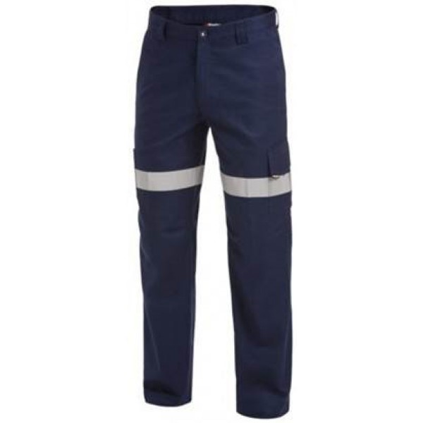 KING GEE WORKCOOL 2 REFLECTIVE PANTS WITH TAPE - K53820